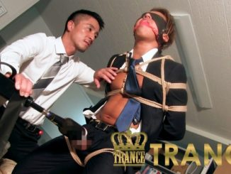 TRANCE-VIDEO – 緊縛 KINBAKU featuring Rai part1 – TO-18-0001-01